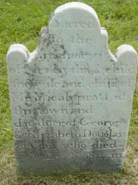 PRATT, LYDIA - Berkshire County, Massachusetts | LYDIA PRATT - Massachusetts Gravestone Photos