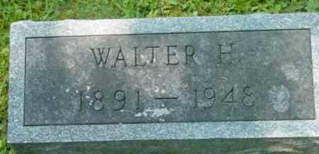 PRATT, WALTER H - Berkshire County, Massachusetts | WALTER H PRATT - Massachusetts Gravestone Photos