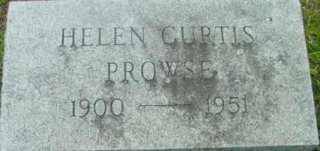 CURTIS, HELEN - Berkshire County, Massachusetts | HELEN CURTIS - Massachusetts Gravestone Photos