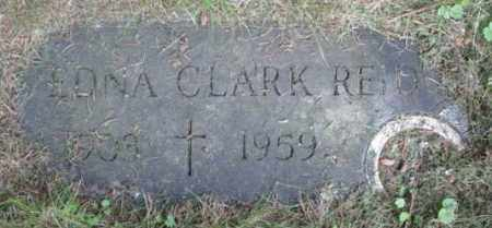 CLARK, EDNA - Berkshire County, Massachusetts | EDNA CLARK - Massachusetts Gravestone Photos