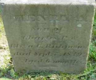 RICHMOND, HENRY A - Berkshire County, Massachusetts   HENRY A RICHMOND - Massachusetts Gravestone Photos