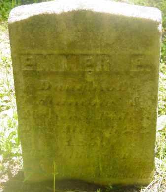 RIDER, EMMER E - Berkshire County, Massachusetts | EMMER E RIDER - Massachusetts Gravestone Photos