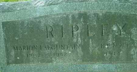 RIPLEY, MARION - Berkshire County, Massachusetts | MARION RIPLEY - Massachusetts Gravestone Photos