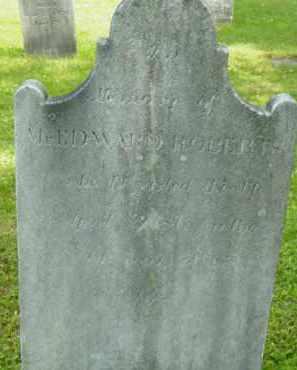 ROBERTS, EDWARD - Berkshire County, Massachusetts | EDWARD ROBERTS - Massachusetts Gravestone Photos
