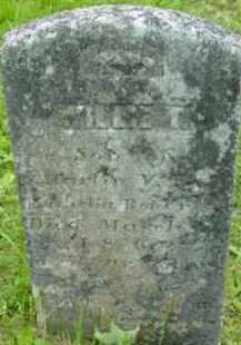 ROBERTS, WILLIE T - Berkshire County, Massachusetts | WILLIE T ROBERTS - Massachusetts Gravestone Photos