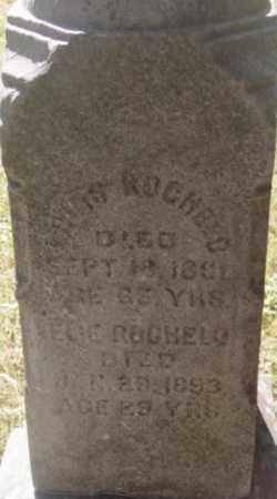 ROCHELO, ELIE - Berkshire County, Massachusetts | ELIE ROCHELO - Massachusetts Gravestone Photos