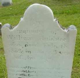RUBBLEE, WILLIAM - Berkshire County, Massachusetts   WILLIAM RUBBLEE - Massachusetts Gravestone Photos
