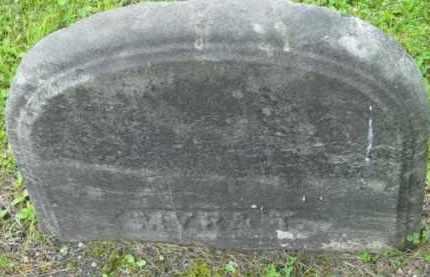 RUSSELL, MYRA - Berkshire County, Massachusetts   MYRA RUSSELL - Massachusetts Gravestone Photos