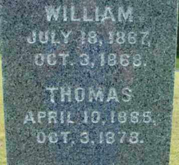 SAMMON, WILLIAM - Berkshire County, Massachusetts | WILLIAM SAMMON - Massachusetts Gravestone Photos