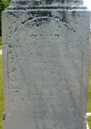 SARSFIELD, GERALD - Berkshire County, Massachusetts   GERALD SARSFIELD - Massachusetts Gravestone Photos