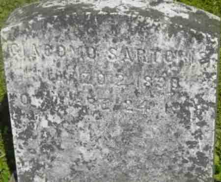 SARTORIS, GIACOMA - Berkshire County, Massachusetts | GIACOMA SARTORIS - Massachusetts Gravestone Photos