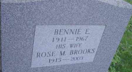 BROOKS, ROSE M - Berkshire County, Massachusetts | ROSE M BROOKS - Massachusetts Gravestone Photos