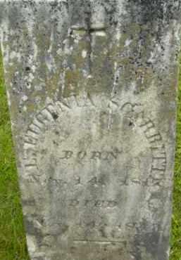 SCARRITT, EUGENIA - Berkshire County, Massachusetts   EUGENIA SCARRITT - Massachusetts Gravestone Photos