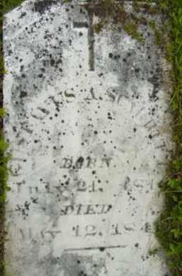 SCARRITT, GUSTAVUS A - Berkshire County, Massachusetts | GUSTAVUS A SCARRITT - Massachusetts Gravestone Photos