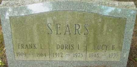 SEARS, LUCY B - Berkshire County, Massachusetts   LUCY B SEARS - Massachusetts Gravestone Photos