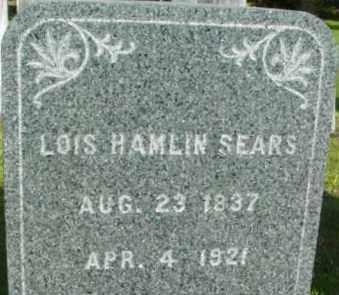 SEARS, LOIS - Berkshire County, Massachusetts | LOIS SEARS - Massachusetts Gravestone Photos