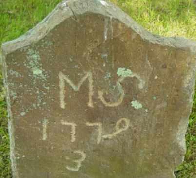 SEARS, M - Berkshire County, Massachusetts   M SEARS - Massachusetts Gravestone Photos