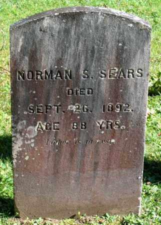 SEARS, NORMAN SPENCER - Berkshire County, Massachusetts | NORMAN SPENCER SEARS - Massachusetts Gravestone Photos