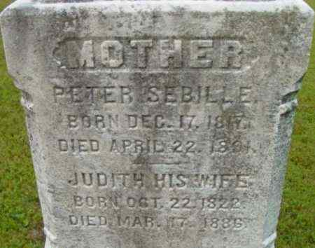 SEBILLE, PETER - Berkshire County, Massachusetts | PETER SEBILLE - Massachusetts Gravestone Photos