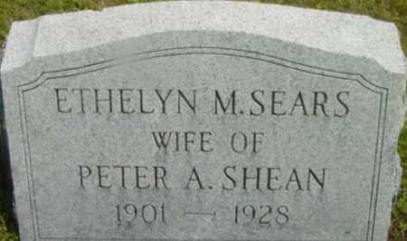 SEARS, ETHELYN M - Berkshire County, Massachusetts   ETHELYN M SEARS - Massachusetts Gravestone Photos