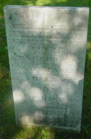 SHELDON, WI????? - Berkshire County, Massachusetts | WI????? SHELDON - Massachusetts Gravestone Photos