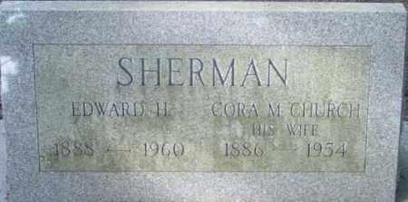 CHURCH, CORA M - Berkshire County, Massachusetts | CORA M CHURCH - Massachusetts Gravestone Photos