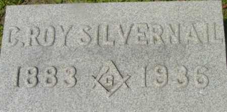 SILVERNAIL, C ROY - Berkshire County, Massachusetts | C ROY SILVERNAIL - Massachusetts Gravestone Photos