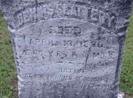 SLATTERY, DENNIS - Berkshire County, Massachusetts | DENNIS SLATTERY - Massachusetts Gravestone Photos