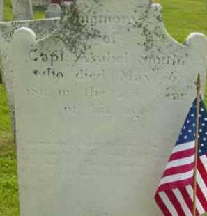 SMITH, ASAHEL - Berkshire County, Massachusetts   ASAHEL SMITH - Massachusetts Gravestone Photos