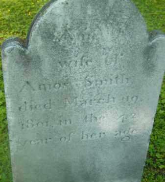 SMITH, A??? - Berkshire County, Massachusetts | A??? SMITH - Massachusetts Gravestone Photos