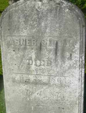 SMITH, ABNER - Berkshire County, Massachusetts | ABNER SMITH - Massachusetts Gravestone Photos