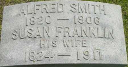 SMITH, ALFRED - Berkshire County, Massachusetts | ALFRED SMITH - Massachusetts Gravestone Photos