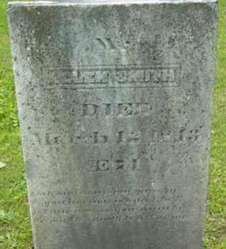 SMITH, ALLEN - Berkshire County, Massachusetts | ALLEN SMITH - Massachusetts Gravestone Photos