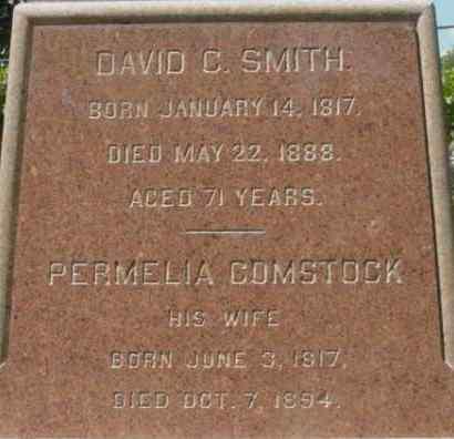 SMITH, DAVID C - Berkshire County, Massachusetts   DAVID C SMITH - Massachusetts Gravestone Photos