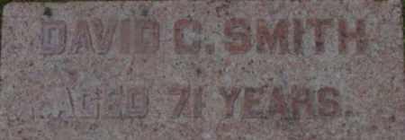 SMITH, DAVID C - Berkshire County, Massachusetts | DAVID C SMITH - Massachusetts Gravestone Photos