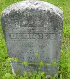 SMITH, GEORGE B - Berkshire County, Massachusetts | GEORGE B SMITH - Massachusetts Gravestone Photos