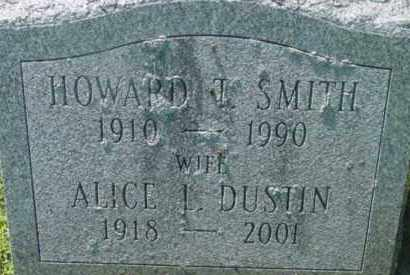 SMITH, HOWARD T - Berkshire County, Massachusetts | HOWARD T SMITH - Massachusetts Gravestone Photos