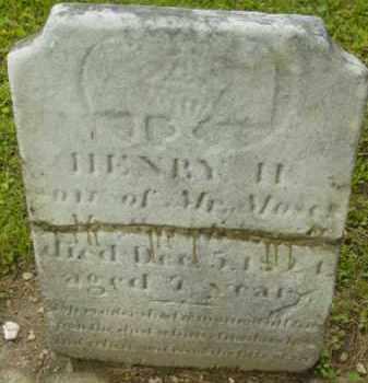SMITH, HENRY H - Berkshire County, Massachusetts   HENRY H SMITH - Massachusetts Gravestone Photos