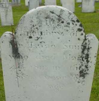 SMITH, ISAAC - Berkshire County, Massachusetts | ISAAC SMITH - Massachusetts Gravestone Photos