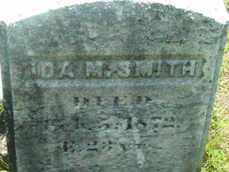 SMITH, IDA M - Berkshire County, Massachusetts | IDA M SMITH - Massachusetts Gravestone Photos