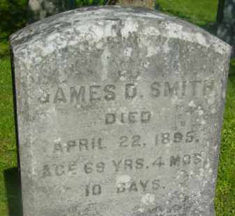 SMITH, JAMES D - Berkshire County, Massachusetts   JAMES D SMITH - Massachusetts Gravestone Photos