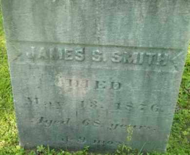 SMITH, JAMES S - Berkshire County, Massachusetts | JAMES S SMITH - Massachusetts Gravestone Photos