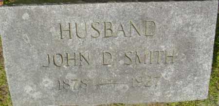 SMITH, JOHN D - Berkshire County, Massachusetts   JOHN D SMITH - Massachusetts Gravestone Photos