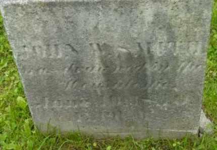 SMITH, JOHN W - Berkshire County, Massachusetts | JOHN W SMITH - Massachusetts Gravestone Photos