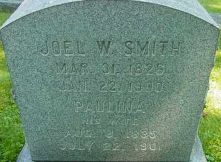 SMITH, PAULINA - Berkshire County, Massachusetts | PAULINA SMITH - Massachusetts Gravestone Photos