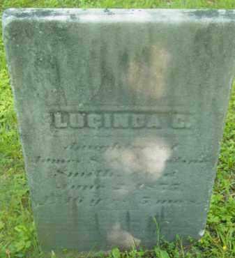 SMITH, LUCINDA C - Berkshire County, Massachusetts   LUCINDA C SMITH - Massachusetts Gravestone Photos