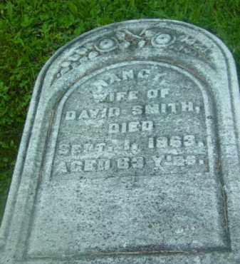 SMITH, NANCY - Berkshire County, Massachusetts | NANCY SMITH - Massachusetts Gravestone Photos