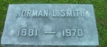 SMITH, NORMAN L - Berkshire County, Massachusetts | NORMAN L SMITH - Massachusetts Gravestone Photos