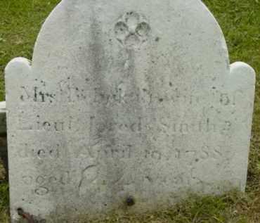 SMITH, REBEKA - Berkshire County, Massachusetts   REBEKA SMITH - Massachusetts Gravestone Photos