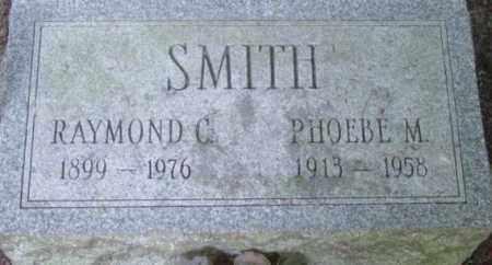 SMITH, PHOEBE M - Berkshire County, Massachusetts   PHOEBE M SMITH - Massachusetts Gravestone Photos